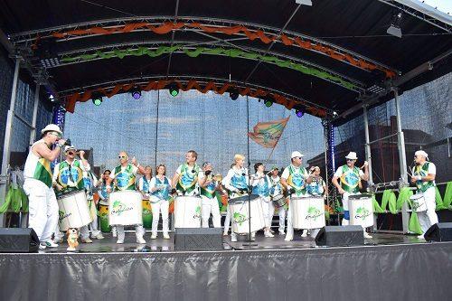 Sambaband Batedeira | Fiesta del Sol
