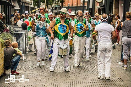 Sambaband Batedeira | Sambafestival Heerlen