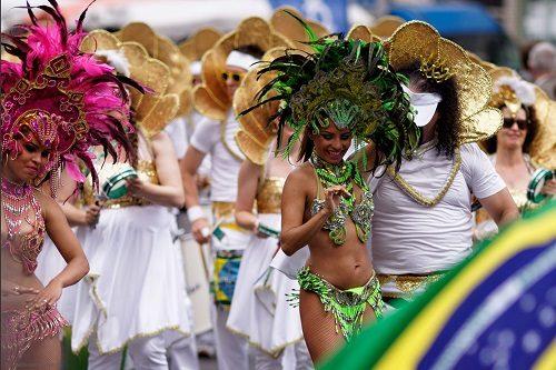 Sambaband Batedeira | Brazil
