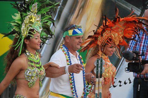 Sambaband Batedeira