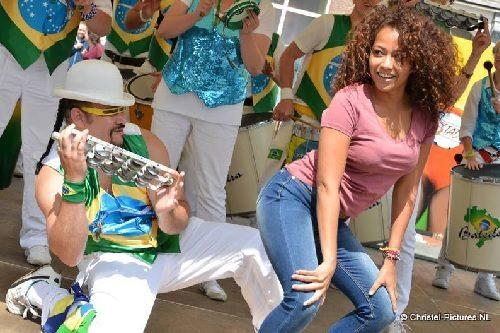 Sambaband Batedeira | Zomercarnaval Den Bosch