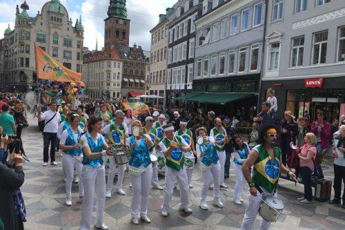 Sambaband Batedeira | Copenhagen