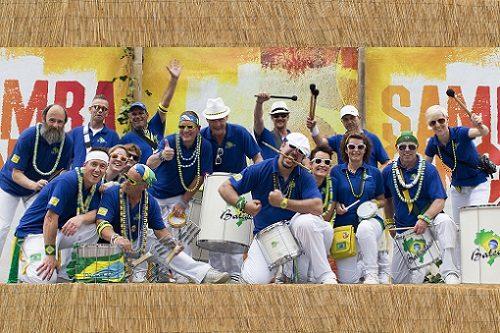 Sambaband Batedeira | Samba Cinco